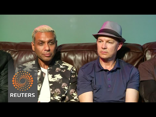 Rock supergroup Dreamcar discuss their creation and No Doubt reunion.