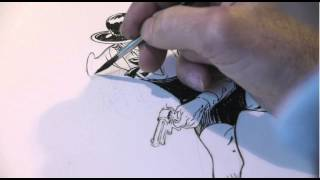 bouncer t8 bande annonce leon de dessin de f boucq
