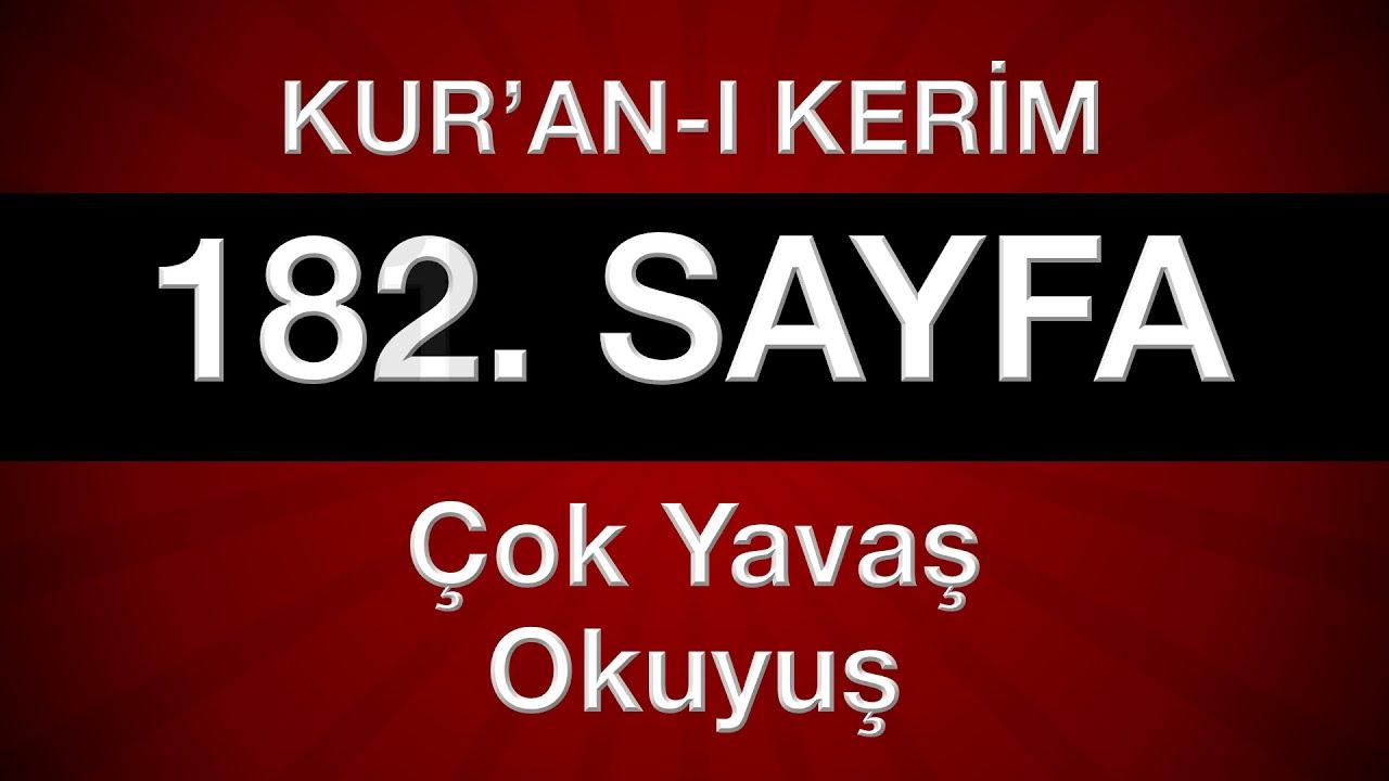 Fatih Çollak - 182.Sayfa - Enfâl Suresi (46-52)
