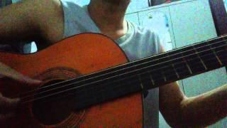 Hòn đá cô đơn ( guitar cover)