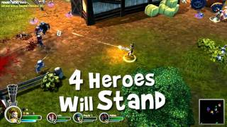 Bunch of Heroes - Explosive GDC Trailer