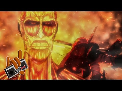Attack On Titan S3 - Armin Vs. The Colossal Titan | Epic Cover