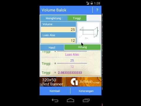 tutorial aplikasi Solusi Dasar Matematika 1