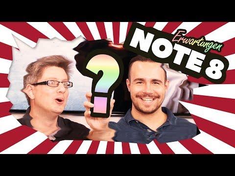 Samsung Galaxy Note 8: Gerüchte & Unsere Erwartungen!
