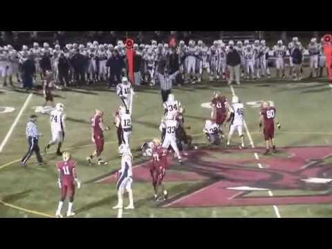 Jack McDonald- Boston College High School- Junior Season Highlights