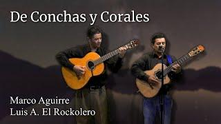 DE CONCHAS Y CORALES - PASILLO