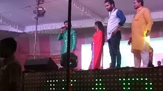 Khesari Lal Yadav Narela me chath pooja ke absar per aya hai