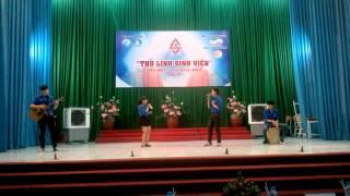Lá cờ - Guitar club TDMU