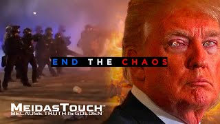 End the Chaos: Vote Him Out