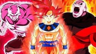 HAKAISHIN GOKU! Team Goku Vs Team Jiren Team Brawl   Dragon Ball Z Budokai Tenkaichi 3