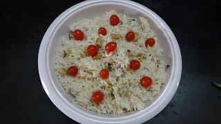 Coconut Rice Kobbari Annam In Telugu With English Subtitles (కొబ్బరి అన్నము)