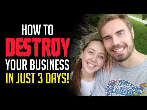 How To DESTROY Your Business In Just 3 Days! The Tale Of Copper Stallion Media