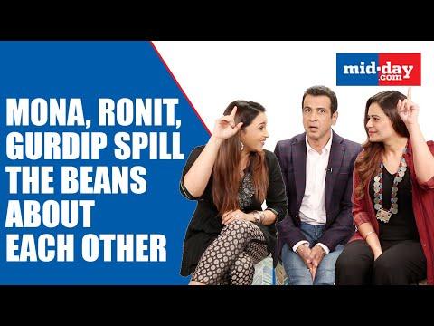 Mona Singh and Gurdeep Kohli talk about Ronit Roy's tantrums on sets | Kehne Ko Humsafar Hai 2 Mp3