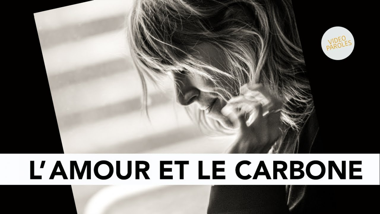 Luce Dufault - L'amour et le carbone (Lyrics video)