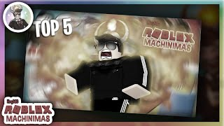 TOP 5 HEYMC ROBLOX MACHINIMAS