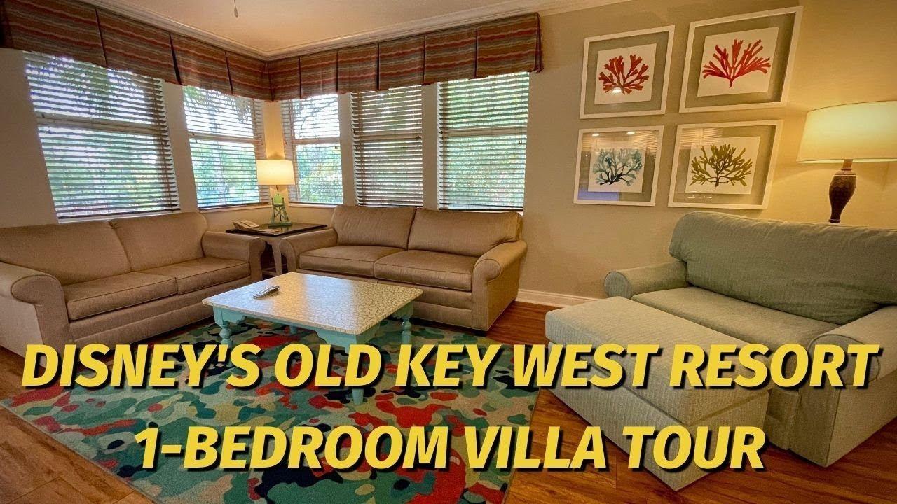 Disney S Old Key West Resort Walt Disney World
