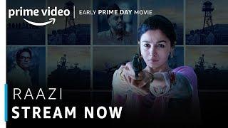 Video Raazi | Alia Bhatt, Vicky Kaushal | Bollywood Movie | Stream Now | Amazon Prime Video download MP3, 3GP, MP4, WEBM, AVI, FLV Agustus 2018