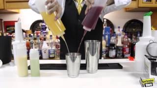 Como usar Storen Pour e Bisnagas   Bartender Store