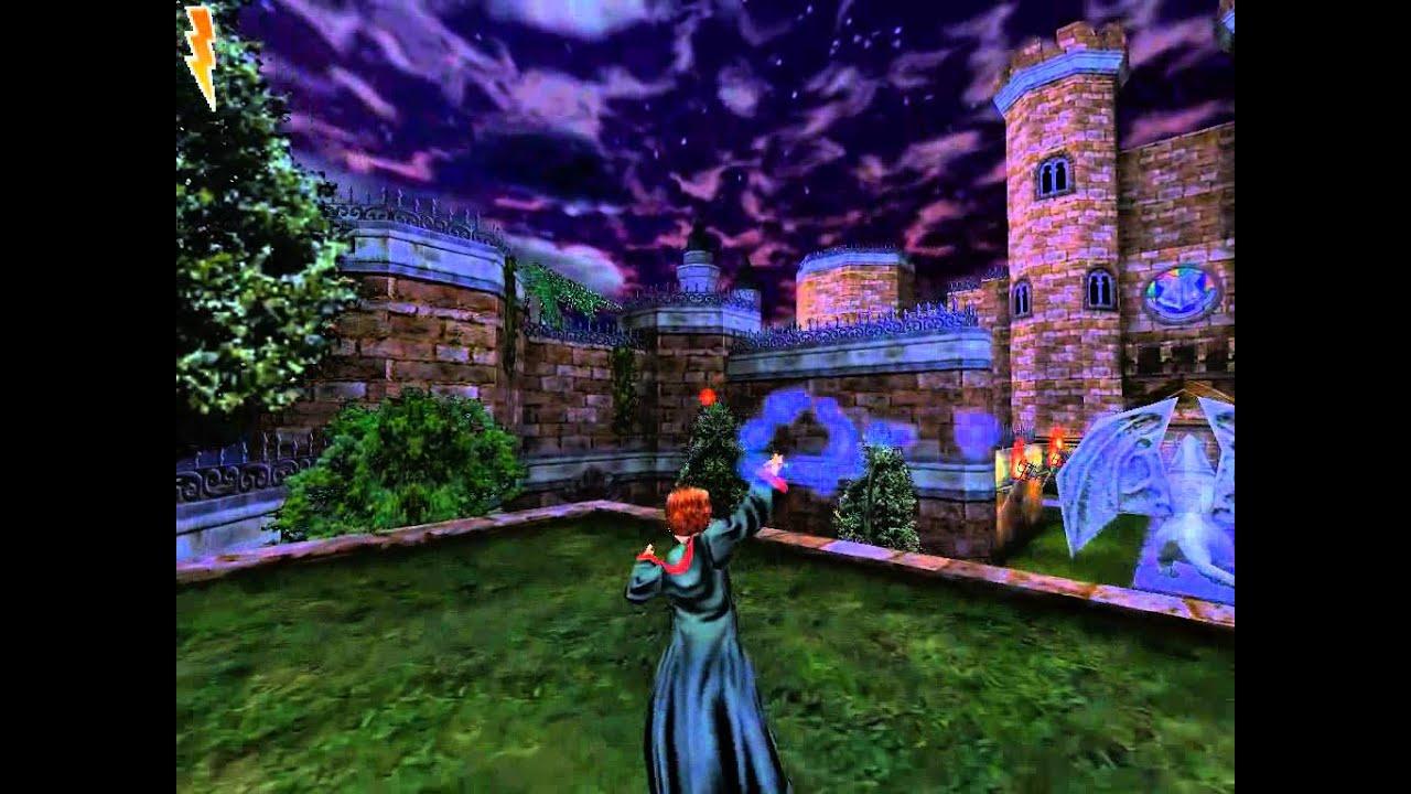 Harry potter e la camera dei segreti pc parte 1 alberi for Camera dei deputati live