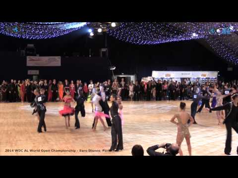 2014 WDC AL World Championship & Fred Astaire Cups - Friday early evening session