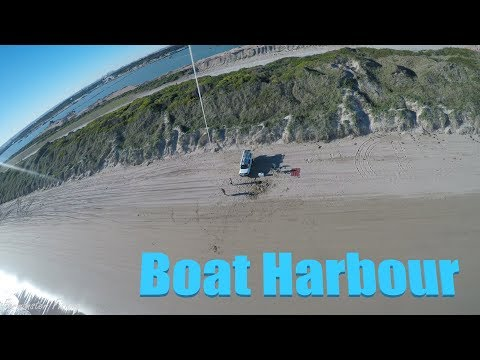 Family Day At Boat Harbour