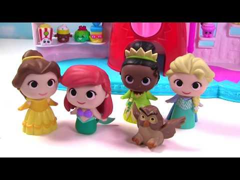 Huge Disney Princess Toy Surprise Blind Box Show! Aurora, Pocahontas, Merida, Jasmine, Elsa & Anna
