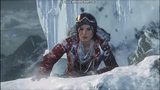 Rise of the Tomb Raider rodando em notebook