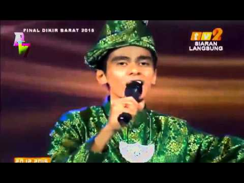 Final Dikir Barat 2015 [ Sri Lubalang Hasil vs Sunang Detaga Part 1 ]