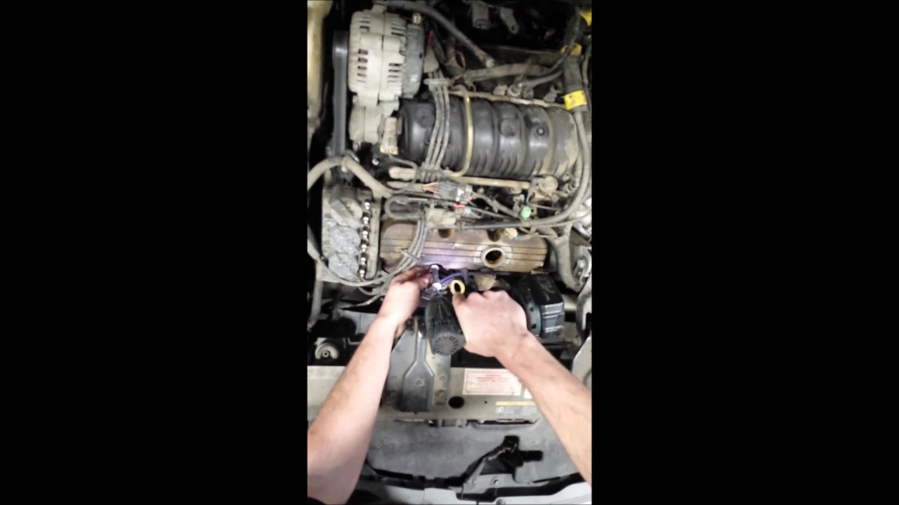 How To 3 8 Gm Valve Cover Replacement In 10 Min