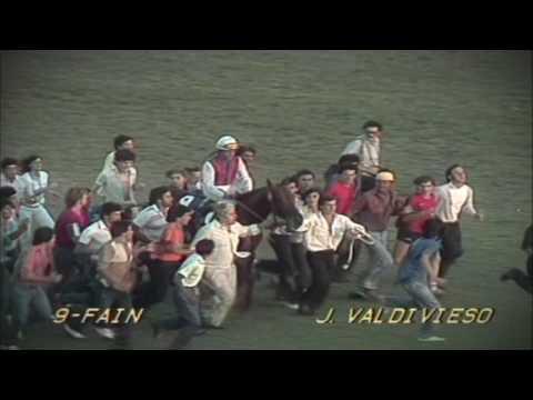 1986 (2) GP CARLOS PELLEGRINI  FAIN - J. VALDIVIESO