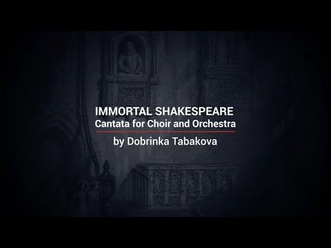 Orchestra of the Swan - Immortal Shakespeare by Dobrinka Tabakova