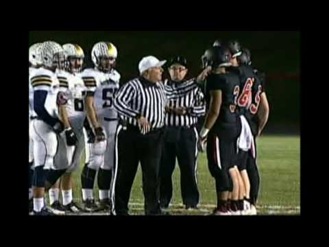 Saucon Valley vs. Notre Dame Football Game Highlights 2015