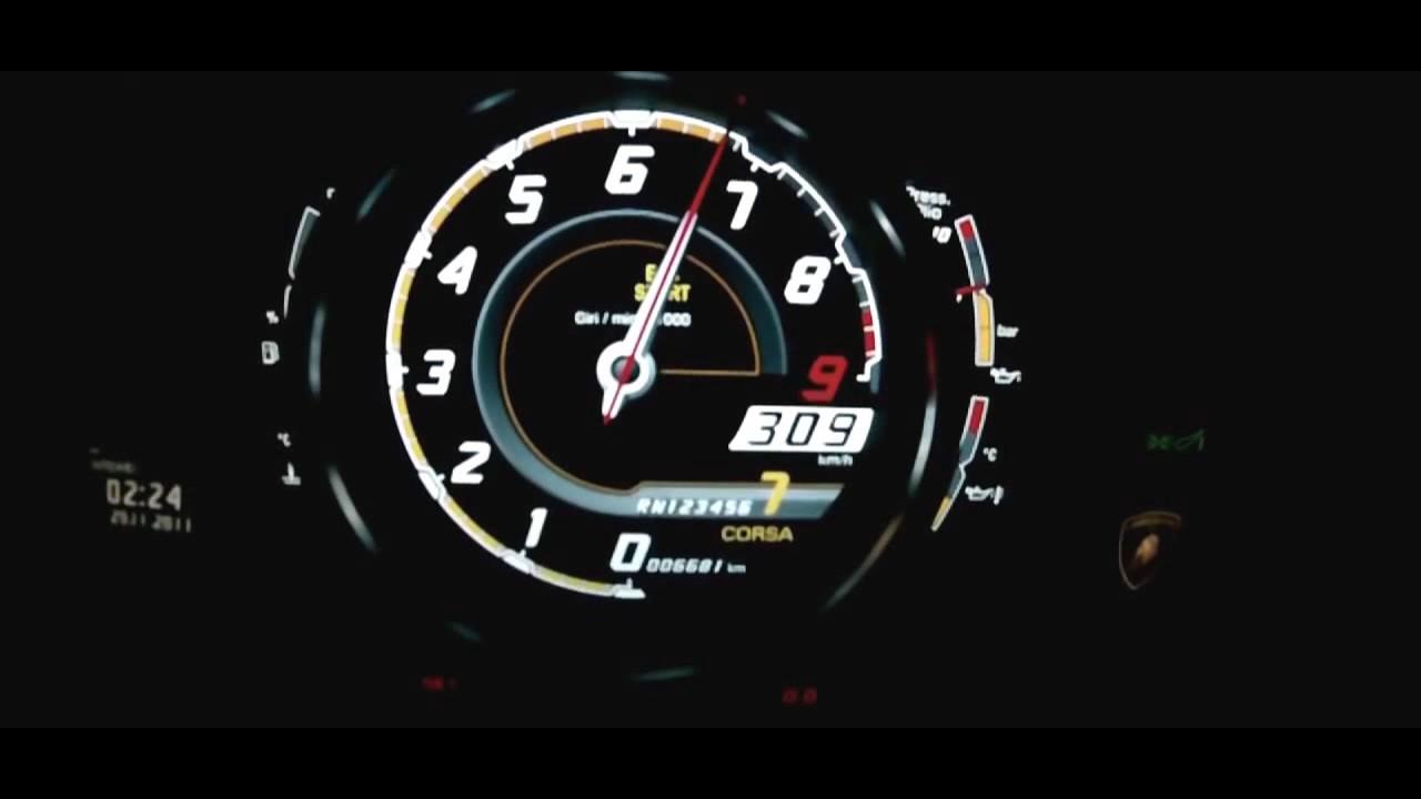 Download Akselarasi lamborghini aventadoor LP700-4 0-370 Km/h
