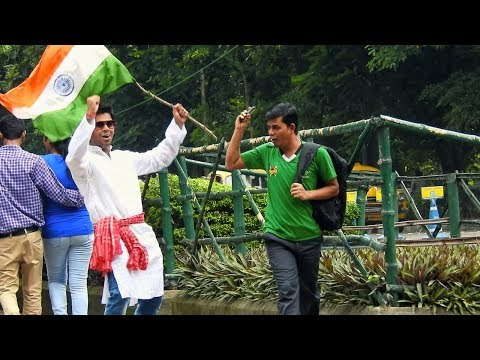 HINDUSTAN ZINDABAD | SOCIAL EXPERIMENT | INDEPENDENCE DAY SPECIAL | FUNDAY PRANKS