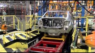 Dacia  Logan, Sandero and Sandero Stepway manufacturing plant, Pitesti thumbnail