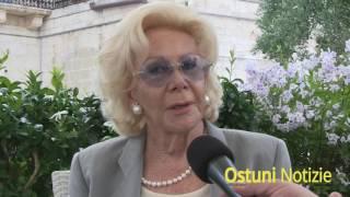 Intervista a Lea Pericoli Ostuni 2016