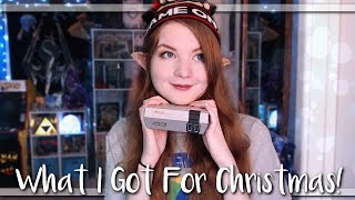 My Very Nintendo-y Christmas | What I Got For Christmas 2018!