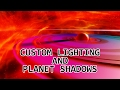 Custom Lighting and Planet Shadows - Lets Make an Asteroid Belt- Part 3