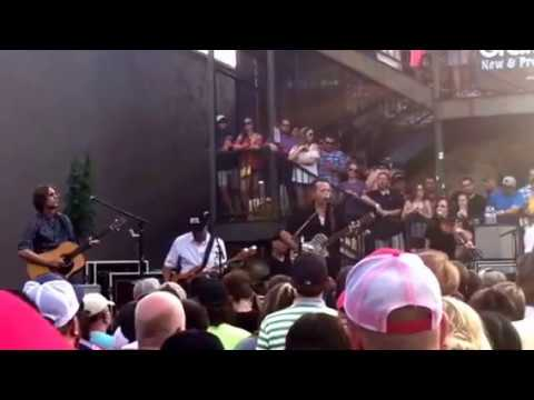 """Jason Isbell and the 400 Unit """"If We Were Vampires"""" at Grimey's Release Party 6/16/17"""