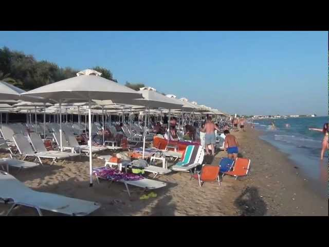 Nea Flogita - Halkidiki Greece Travel Video