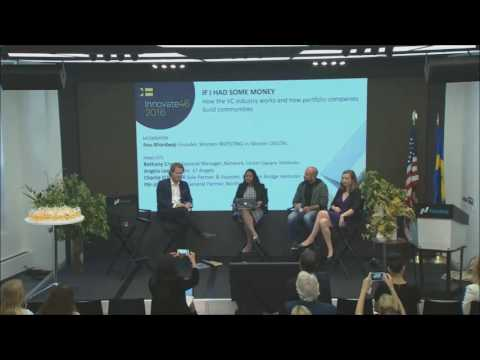 Innovate46 2016: Panel 1 - If I Had Some Money