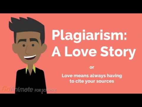 Plagiarism: A Love Story