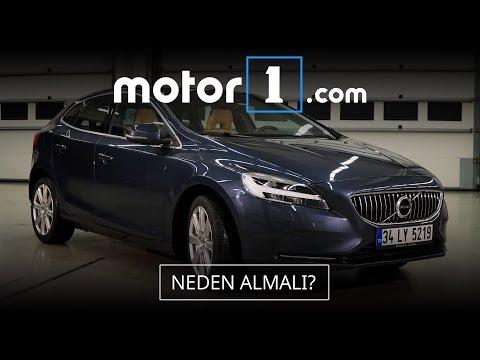 Makyajlı Volvo V40 T3 incelemesi | Neden Almalı?