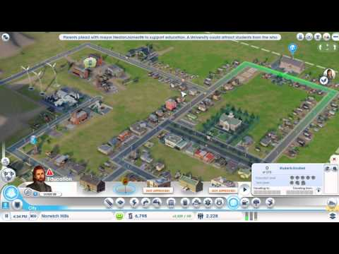 Simcity [ Those Requests!] #3