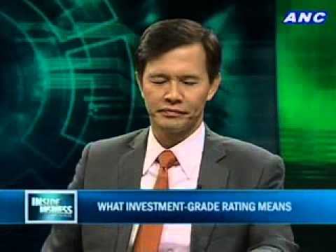 ANC Inside Business: What investment-grade rating means