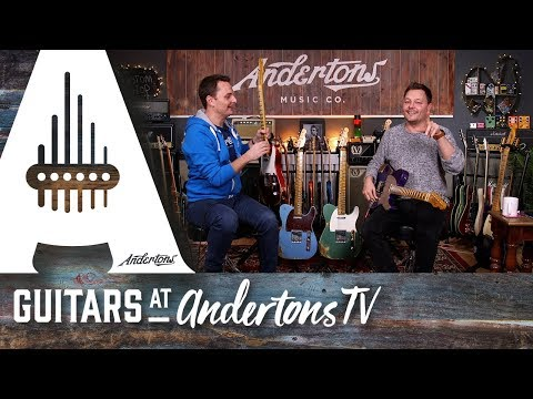 Possibly the BEST sounding Telecasters we've EVER tried! - Andertons Music Co.