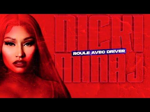 Youtube: ROULE AVEC DRIVER spécial NICKI Minaj ( qui veut couper la tête de la reine )