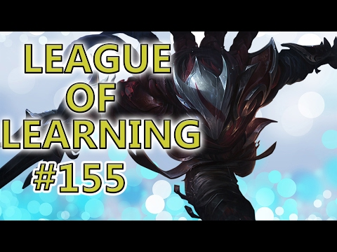 [ITA] TALON+LETHALITY=FREE ELO - League Of Learning #155 - League Of Legends