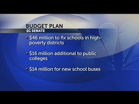 Senate budget plan for school upgrades