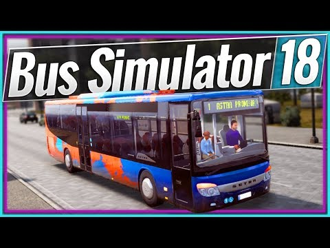 Bus Simulator 18 | NERDLINK TRANSPORT